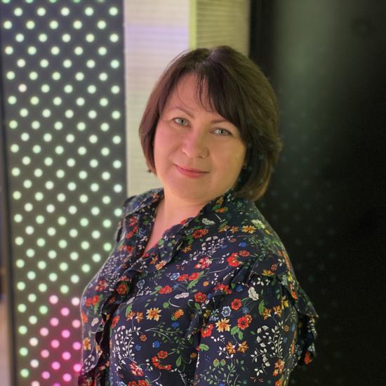 Светлана Каргашинская